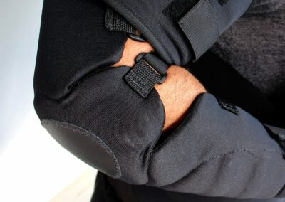 Riot Gear Arm Protection